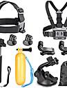 Accessoires pour GoPro, Monopied Trepied Vis Flotteur Grande Fixation Ventouse Camera Sportive Avec Bretelles Fixation Pour-Camera d\'action,