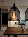 MAX 60W Hängande lampor ,  Kontor/företag Målning Särdrag for Ministil MetallLiving Room / Dining Room / Skaka pennan och tryck på