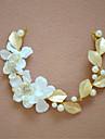Mujer / Nina de flor Cristal Celada-Boda / Ocasion especial Bandas de cabeza 1 Pieza
