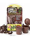 kaffefilter kaffefiltret kaffekopp 3cup och 1spoon