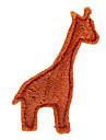Hundar Husdjursleksaker Tuggleksaker / Tandrengöringsleksak Luffa & Tvättsvamp / Tecknat Orange Tyg