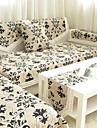 sommar europeiska klassiska tyg soffa täcka bomull / linne jacquard soffa handduk