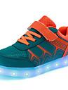 Băieți Adidași Toamnă Iarnă Primii Pași Aprinde saboții Shoe luminoasă Tul Outdoor Casual Atletic Toc Jos LED