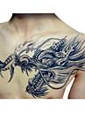 vattentät tillfälliga tatueringar stor arm falska överföring tatuering klistermärken sexig sprut