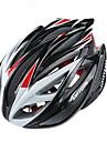 Casque Velo(Jaune / Blanc / Rouge / Bleu / Orange / Argent,PC / EPS)-deUnisexe-Cyclisme / Cyclisme en Montagne / CyclotourismeMontagne /