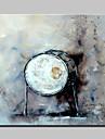 lager peint a la main peinture abstraite a l\'huile de tambour sur le mur de toile photo d\'art pour la maison whit encadrer pret a accrocher
