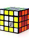 Yongjun® Cube de vitesse lisse 4*4*4 Vitesse Cubes magiques Noir ABS