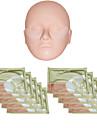 1 Mask Torr / Fuktig Flytande Anti-akne / Anti-rynk / Rensningen Ansikte Svart Blekna China PILATEN