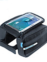 ROSWHEEL® Sac de Velo 1.5LSac de cadre de velo Zip etanche / Resistant a l\'humidite / Resistant aux Chocs / Vestimentaire Sac de Cyclisme