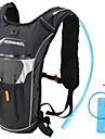 Cykelväska 4LVätskepaket och väska ryggsäck Vattentät Multifunktionell Stötsäker Bärbar Cykelväska 600D Polyester PVC Duk Terylen