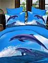3d sängkläder som utskrifts påslakan sätter dubbla drottning fullt vackert mönster verklig effekt sängkläder sängkläder