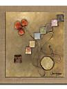 HANDMÅLAD fantasi olje~~POS=TRUNC,Moderna En panel Kanvas Hang målad oljemålning For Hem-dekoration