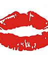 sexiga läppar bil klistermärke