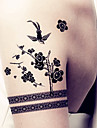 5 Tatueringsklistermärken Smyckeserier Djurserier Blomserier Totemserier tecknad serie TecknatDam Herr Vuxen Tonåring Blixttatuering