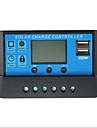 controler solar 20a, display LCD, 12v / 24v adaptiv, Dual USB, ieșire 5v