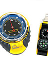 multifonctionnel altimetre / barometre / thermometre / boussole / altimetre (bkt381)