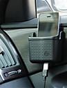 interieur de stockage boite de rangement boite de boite a gants de voiture support voiture de telephone de voiture