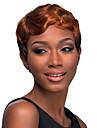 1b / brun färg cosplay peruker värmebeständiga syntetiska grossist kort lockigt part cosplay peruk