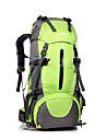 45 L sac a dos / Randonnee pack Camping & Randonnee Exterieur Multifonctionnel Vert / Noir / Bleu YWJJF®