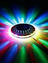 1pc eclairage LED KTV mini-soucoupe volante nuit lumiere laser