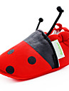 Baby skor-Utomhus / Fritid / Arbete & Plikt-Textil-Platta-Röd
