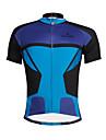 PALADIN® Cykeltröja Herr Kort ärm CykelAndningsfunktion / Snabb tork / Ultraviolet Resistant / Kompression / Lättviktsmaterial /
