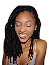 La Havane Senegal boites Tresses Crochet dreadlocks Extensions de cheveux Kanekalon Cheveux Tressee