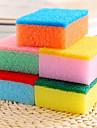 kök rengöringssvamp&skursvamp verktyg, svamp (slumpmässiga färger)