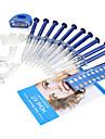 Zhonghua Blanchiment des dents kits Non Teste sur des Animaux Hypoallergique Adulte Blanc Plastique