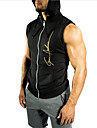 Course / Running Gilet/Sans Manche / Hauts/Tops Homme Sans manche Respirable / Anti-transpiration PolyesterExercice & Fitness / Courses /