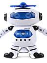 360 roterande barn elektronisk gång dans smarta utrymme robot ungar svalna astronaut modell musik lätta leksaker