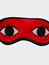 Masque Inspire par Gintama Okita Souji Anime Accessoires de Cosplay Masque Rouge Velours cotele Masculin / Feminin
