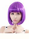 """neitsi 100% Kanekalon fiber 14 """"(35cm) 160g / st kvinnor flicka cosplay kort syntetisk bob hår peruker"""