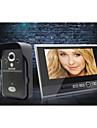 KiVOS® Wireless Doorbell KiVOS Home Plug Two Drag Three 7 Inch Video Camera Lock Intercom