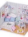 diy cabine aube brillante modele d\'assemblage de cadeau creatif pour envoyer artisanat filles