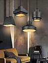 MAX 40W Hängande lampor ,  Modern Rektangulär Särdrag for Ministil KeramikLiving Room / Bedroom / Dining Room / Sovrum / Matsalsrum / Kök