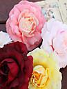 Mătase Decoratiuni nunta-6Piece / Set Nuntă Logodnă Ziua Îndrăgostiților Temă Florală