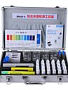 aluminiu de calitate a apei kit de testare cu minerale tds de testare pen electrolizor reactivi ai clorului ph