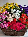 1 1 Gren Polyester / Plast Others Bordsblomma Konstgjorda blommor 14.56Inch/37cm