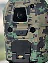 along®130 ° vidvinkel tre proofing smarta videomörkerseende inspelning instrument