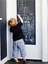 Tablă de scris cu creta Perete Postituri Autocolante perete plane / Acțibilduri de Tablă Autocolante de Perete Decorative,PVC Material