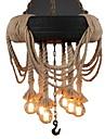 40W Hängande lampor ,  Vintage Målning Särdrag for Ministil PlastLiving Room / Bedroom / Dining Room / Sovrum / Matsalsrum / Kök / Badrum