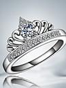 Dame Verighete Cristal Iubire Franjuri La modă costum de bijuterii Plastic Zirconiu Bijuterii Pentru Nuntă Petrecere Zilnic Casual