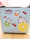 noll plånbok mini mynt väska koreanska gullig tecknad barn handväska