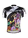 PALADIN® Maillot de Cyclisme Homme Manches courtes VeloRespirable / Sechage rapide / Resistant aux ultraviolets / Anti-transpiration /