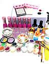 Nagellack UV Gel 15ML 29 Glitter / Skiftande färg / UV Färg Gel / UV Bas Gel / UV Överlager Gel / Pastell / Närande NageloljaBlöt off