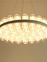 1 Hängande lampor ,  Modern Rektangulär Särdrag for designers Metall Bedroom / Dining Room / Matsalsrum
