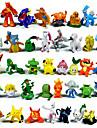 Pocket Mini figurines de monstres mignons jouets pour petits monstre Figurines meilleur noel&cadeaux d\'anniversaire 3cm
