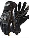 kalla säkra handskar för motorcykel falla bevis vattentätt skal manliga läderhandskar på vintern
