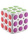 Putao Slät Hastighet Cube 3*3*3 Hastighet / professionell nivå Magiska kuber Ivory scrub klistermärke / Anti-pop ABS